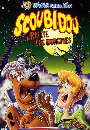 Scooby-Doo - Scoubidou et le rallye des monstres affiche