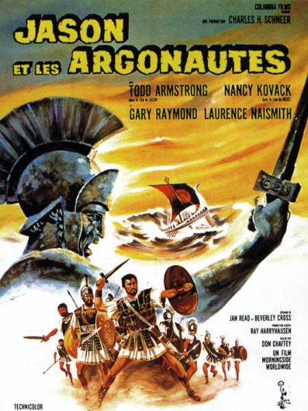 Jason et les Argonautes (1963) affiche