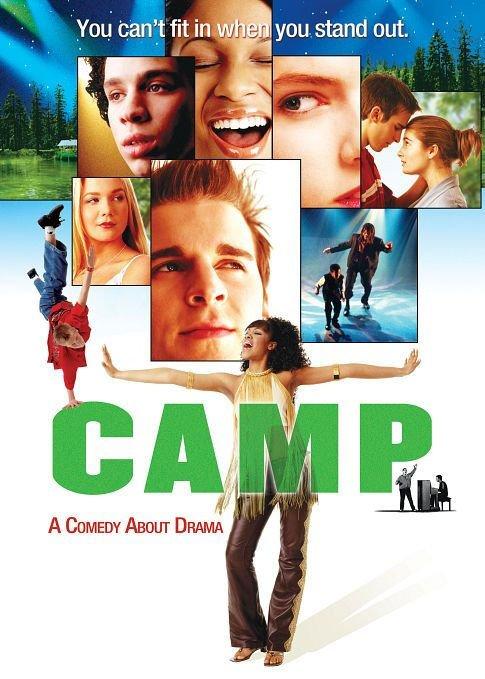 Camp affiche