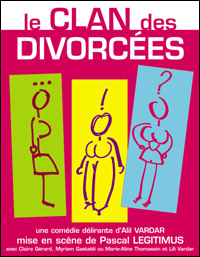 Le Clan des divorcees (2006) streaming