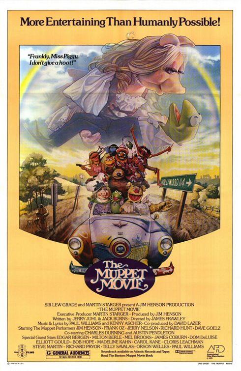 Les Muppets -  Le Film : ça c'est du cinéma affiche