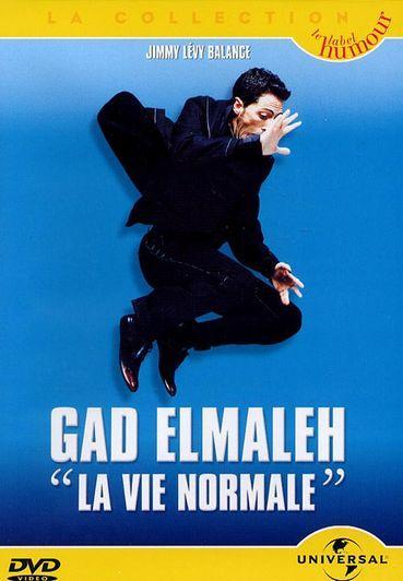 Gad Elmaleh - La vie normale film complet