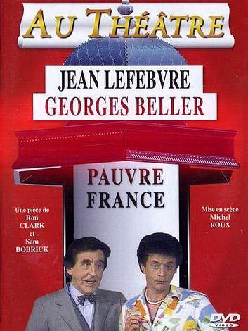 Pauvre France affiche