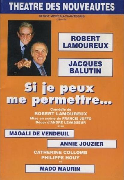 Si Je Peux Me Permettre (1979)(Lamoureux,Balutin)[DVDRIP]