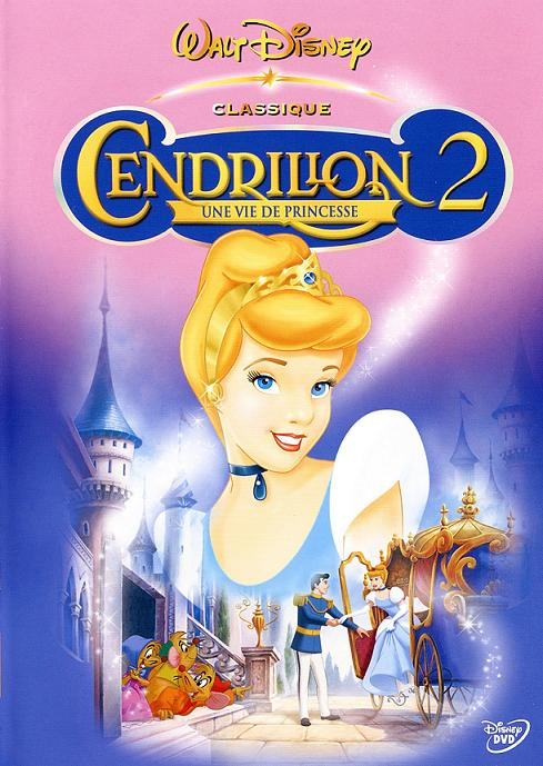 affiche film Cendrillon 2 - Une vie de princesse
