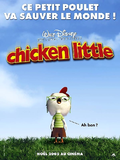Chicken Little streaming