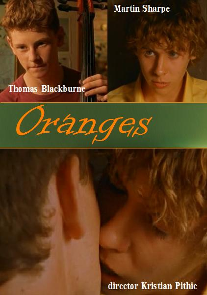 Oranges affiche