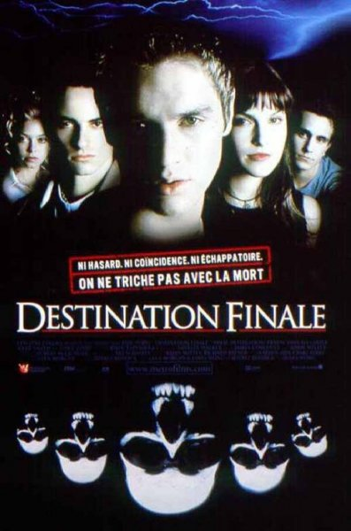 Destination finale - film  poster
