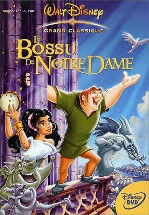 affiche film Le Bossu de Notre-Dame (1996)