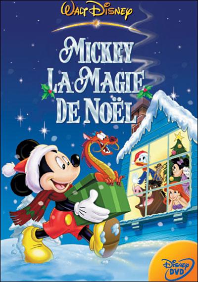 Mickey, la magie de Noël affiche