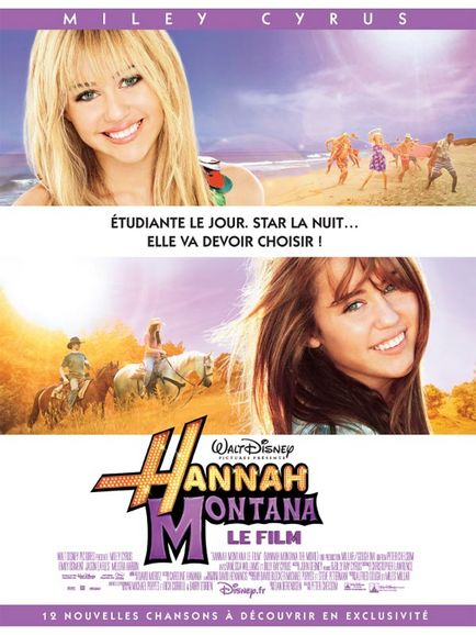 Hannah Montana, le film en streaming