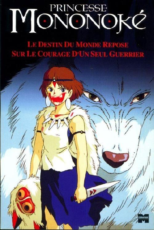 Princesse Mononoké film complet