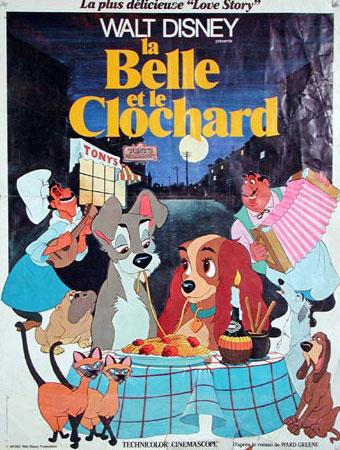 La Belle et le Clochard  film complet