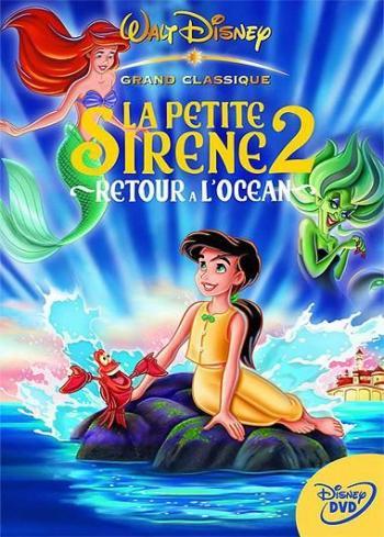 La Petite Sirène II : Retour à l'océan (v) DVDRIP [DF]
