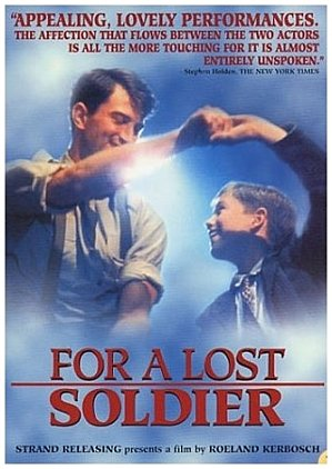 For a lost soldier affiche