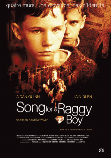 Song for a Raggy Boy affiche