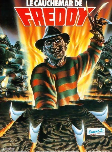 Freddy 4 : le cauchemar de Freddy affiche