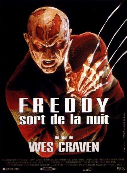 Freddy 7 : Freddy sort de la nuit affiche