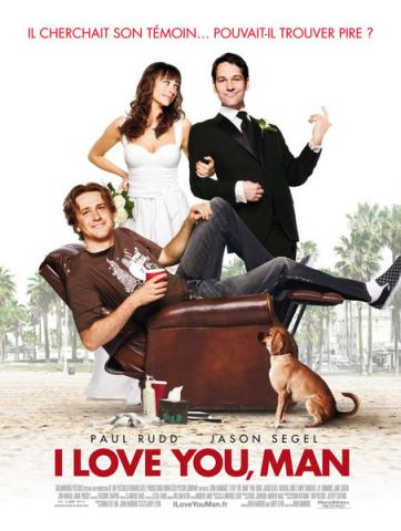 I Love You, Man affiche
