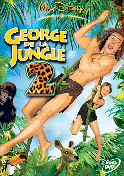 film streaming George de la jungle 2